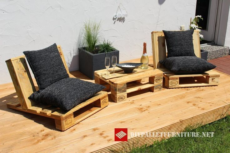 Sylvester Stallone's Life Story   Pallet patio furniture, Pallet .