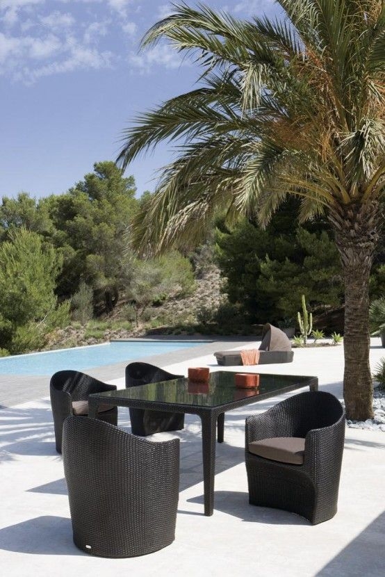 Luxus-Outdoor-Möbel   Garten Deko   Outdoor furniture design, Diy .