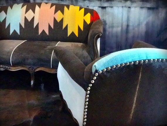 Western chair & love seat   Et
