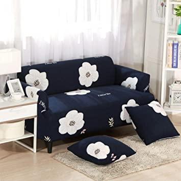 DW&HX Volle Deckung sofabezug dehnen, 1-teilige Wildleder Couch .
