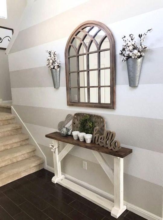 Wohnung Dekor Classy - Classy Modern Farmhouse Home Decor Ideas 04 .