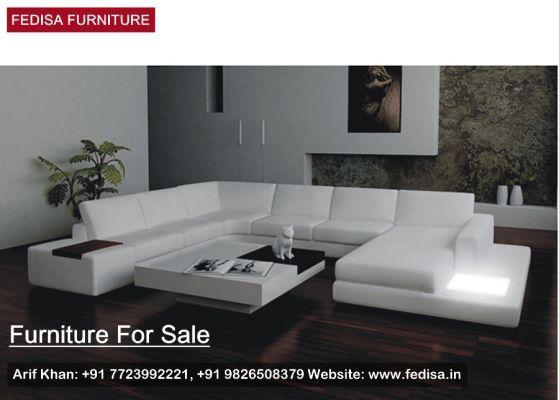 Buy Sofa Set Online | l sofa couch | Furniture Sofa Set - fedisa .