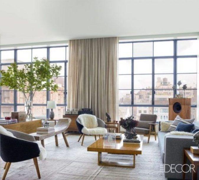 15+ Coole moderne Wohnzimmer-Design-Ideen der Mitte des .