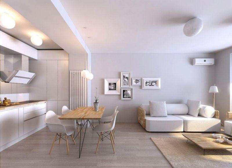 Offene Küche mit Wohnzimmer – Pro, Contra und 50 Ideen | Kleine .