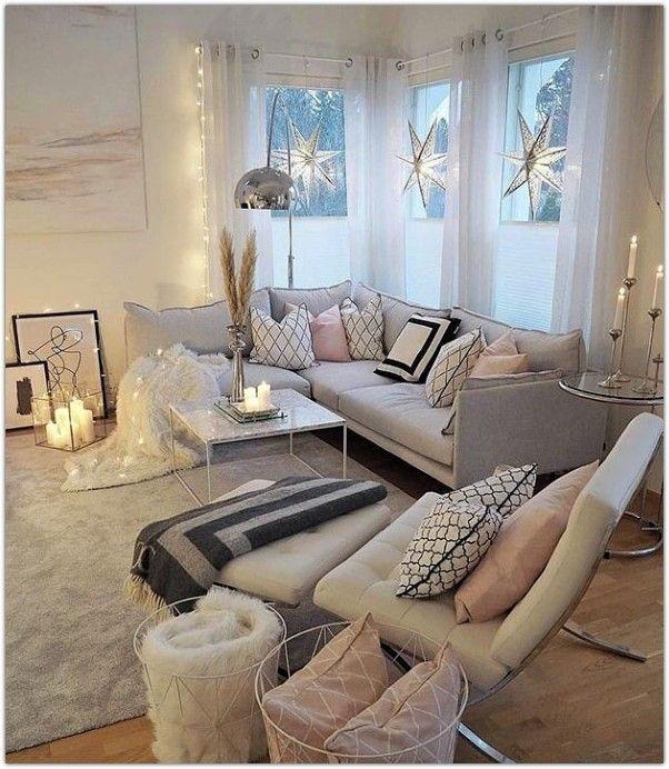 wohnzimmer ideen 2019 | Living room ideas 2019, Apartment living .