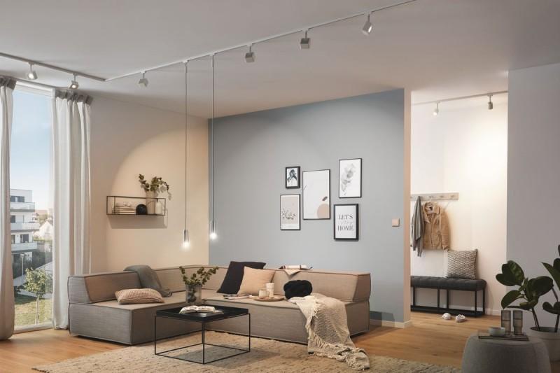 Beleuchtung im Wohnzimmer: Ideen & Tipps | Paulmann Lic