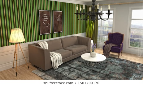 Sessel Wohnzimmer Images, Stock Photos & Vectors | Shuttersto