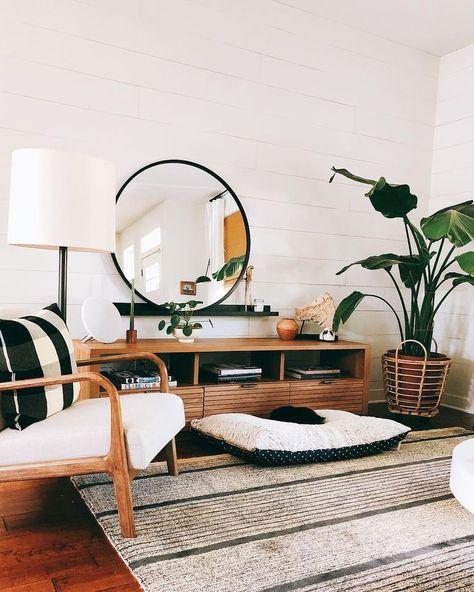 Wohnung   Wohnideen   Wohnzimmer   Couch   Sofa   Sideboard .