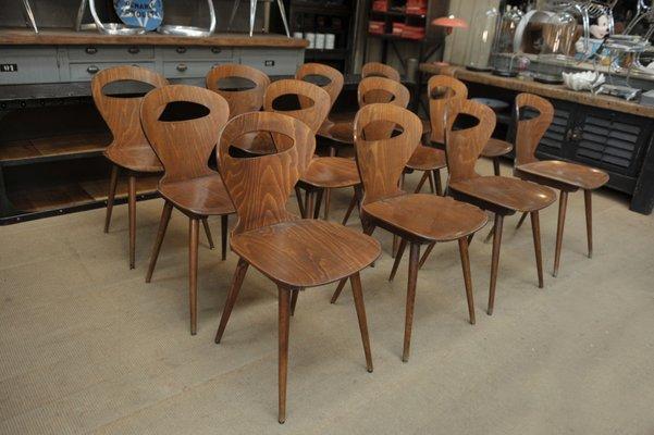 Mid-Century Modern gebogenen Metall-Stuhl Wohnzimmermöbel Sessel .