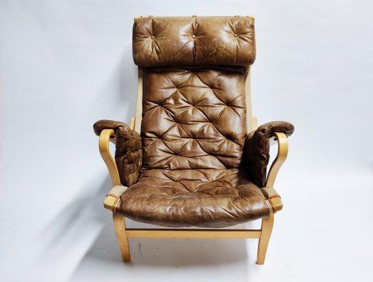 Möbel Wohnzimmermöbel Bruno Matthson Style Lounge Stuhl und Hocker .