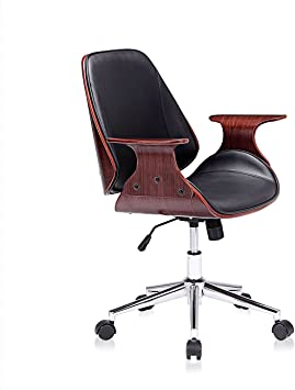 MY SIT Design Stuhl Retro Drehstuhl Bürostuhl Vintage Antik .
