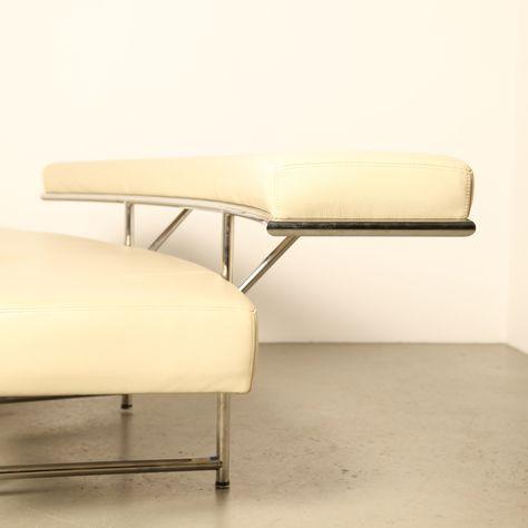 Eileen Gray ClassiCon Monte Carlo Sofa - Neef Louis Design - Ba