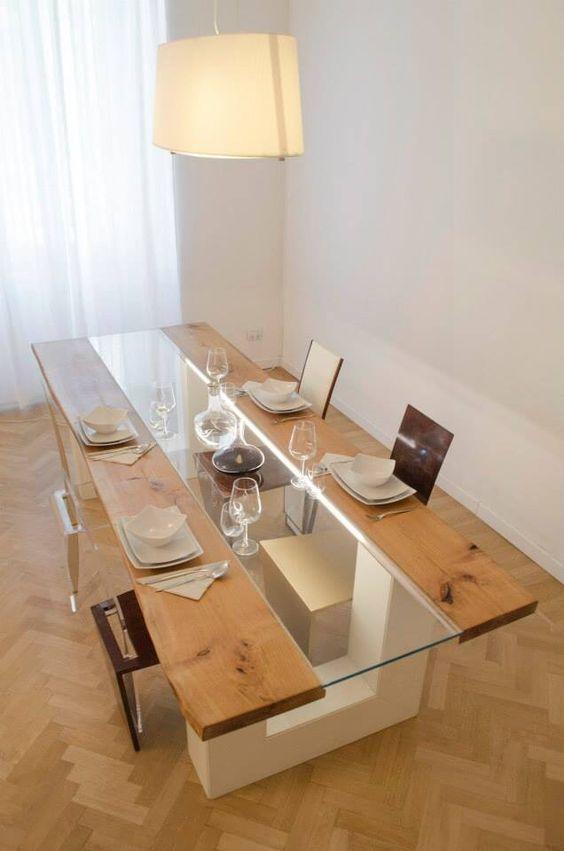 Farbiges Mercuy Glass DIY fopr mit Spiegelglas und Pebeo Vitrea .