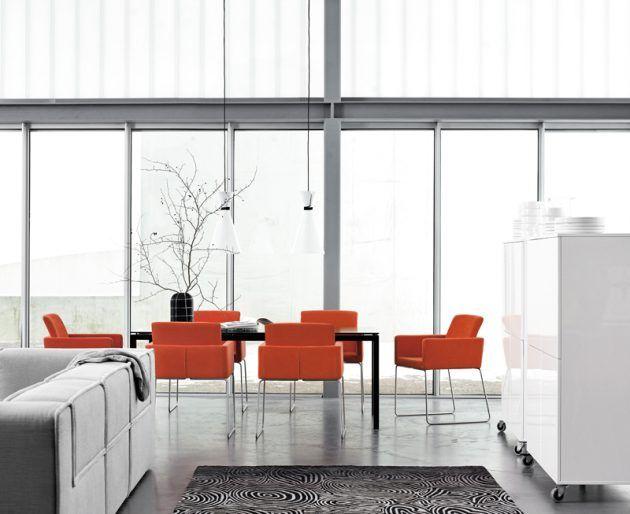 Esszimmertische und Stühle von BoConcept | Living | Esszimmertisch .