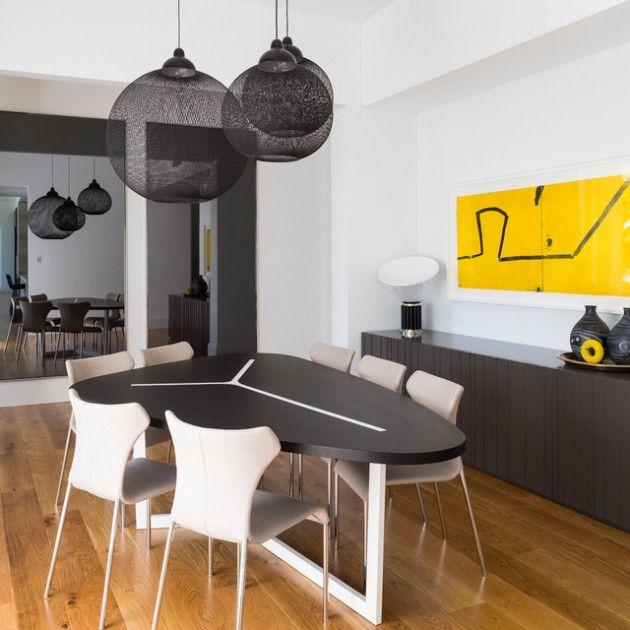 15 exquisite zeitgenössische Esszimmer Designs für Ihr neues .