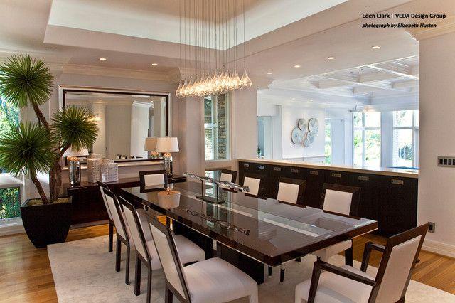 Incredible Modern Formal Dining Room Formal Modern Dining Room .