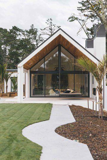 Große moderne Häuser - zeitgenössische Villen, die uns immer .