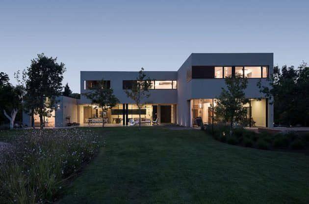 10 unwiderstehliche zeitgenössische Häuser, die es wert sind zu .