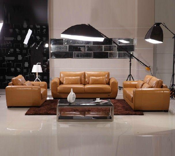 Attraktive Italienischen Leder Sofa Sets Zeitgenössische, Moderne .