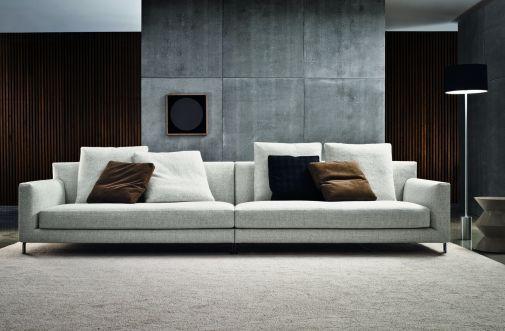 wohnwelten | Der italienische Möbelhersteller Minotti fasziniert .