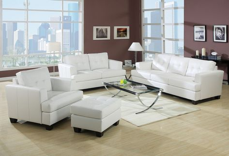 Weiße Taste Sofa Leder Möbel Zu Den Weißen, Italienischen Leder .