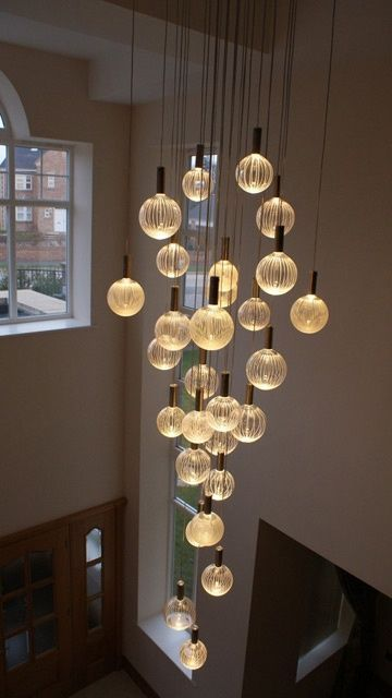 Home Decor Inspiration : Glass Chandeliers Contemporary LED .