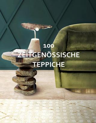 100 ZEITGENÖSSISCHE TEPPICHE by BRABBU DESIGN FORCES - iss