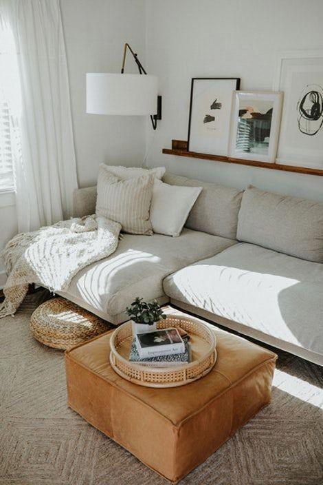 Lewis Sectional | Wohnung dekoration, Wohnzimmerdekoration und .