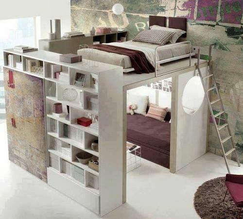 Jugendzimmer Einrichtungsideen, die Ihre Kinder lieben werden .