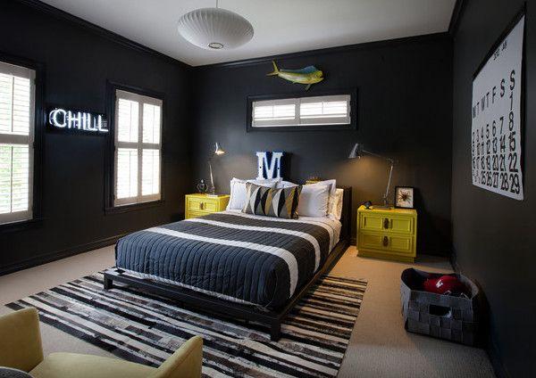 Coole Zimmer Ideen für Jugendliche   Boys room decor, Boys bedroom .