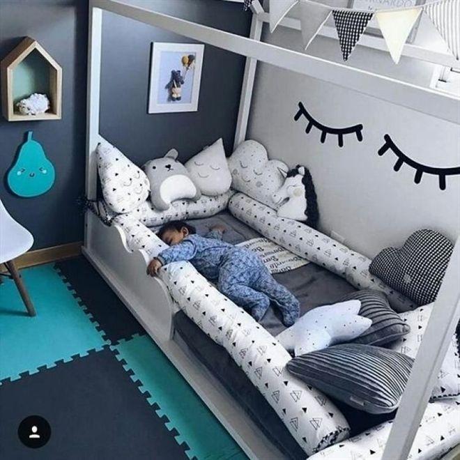 15 + Bester Trend der niedlichen Baby Boy Zimmer Ideen .