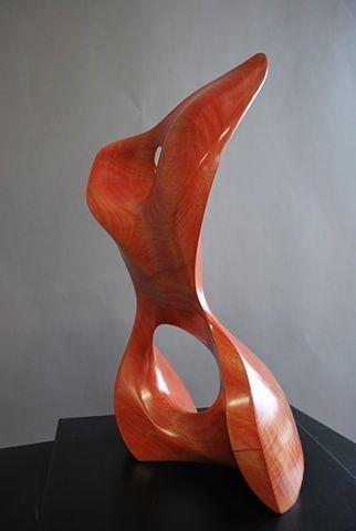 Fine Art Design Holzskulpturen Kunst | Holzskulpturen, Abstrakte .