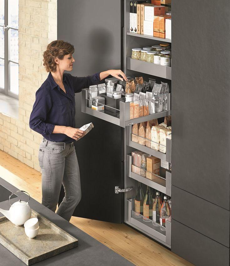 Ideen für die Aufbewahrung in der Küche