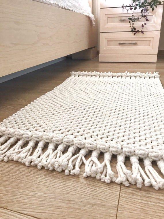 Nachtteppich aus Baumwolle